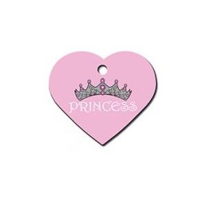 Penning hart large princess