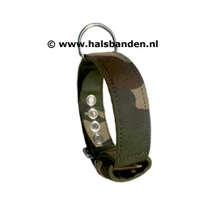 Power-dogs undercover halsband rolgesp Original camouflage