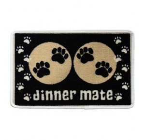 Dinner Mate zwart/beige