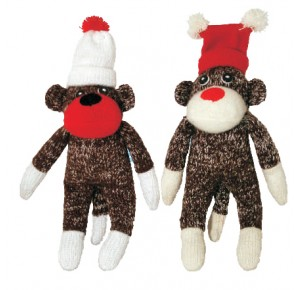 Christmas Knit Cheeky Chimp