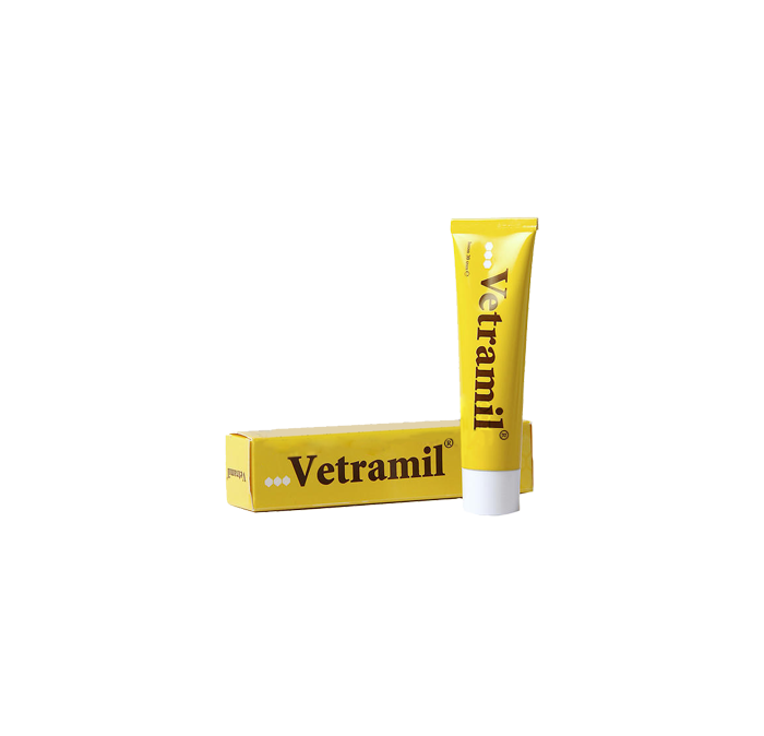 Vetramil Honingzalf 10 gram
