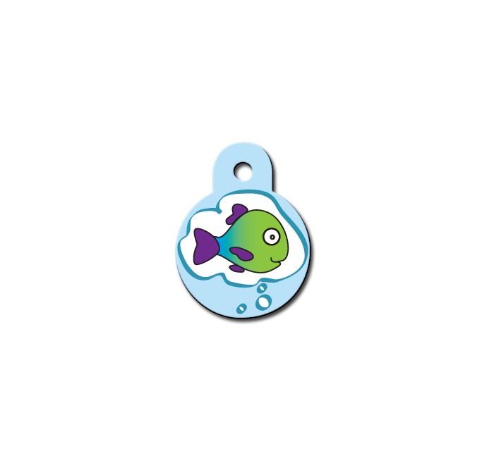 Tag cirkel small fish dream CAT