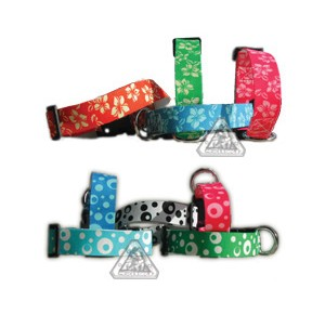 Power-Dogs Aloha collars T2