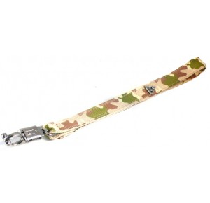 Power-dogs undercover short leash Desert camouflage