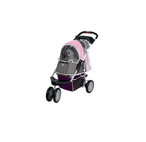 InnoPet - Buggy First Class pink/gray - IPS-09/P