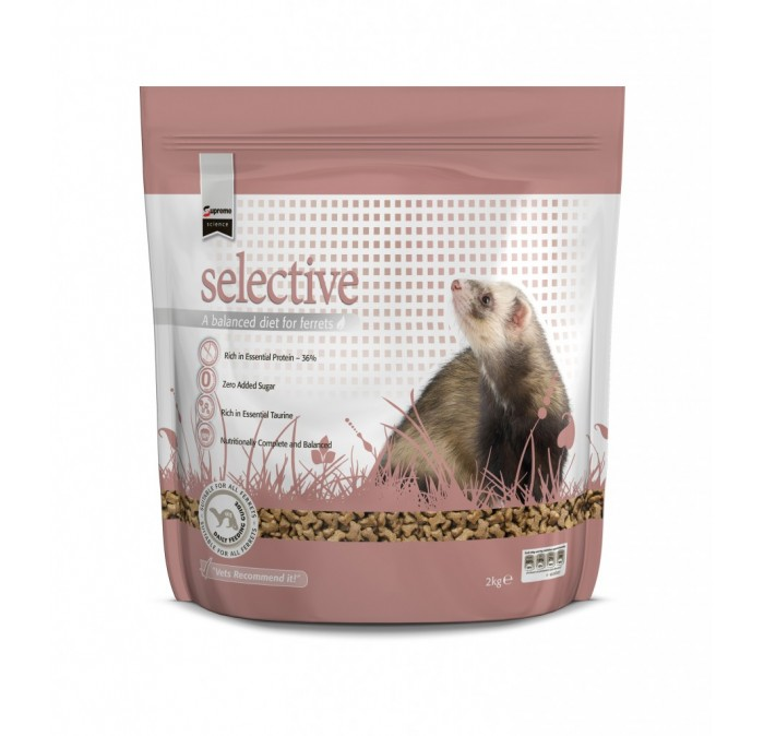 Supreme Science Selective Ferret 2 kilo