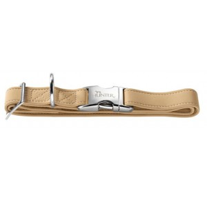 Hunter halsband Softie Alu-Strong beige