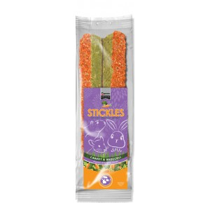 Supreme Stickles Carrot & Broccoli