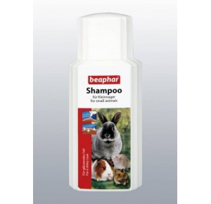 Beaphar shampoo for small rodents/rabbits 200 ml