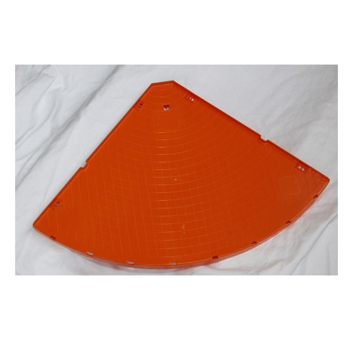 Ferplast orange corner shelve