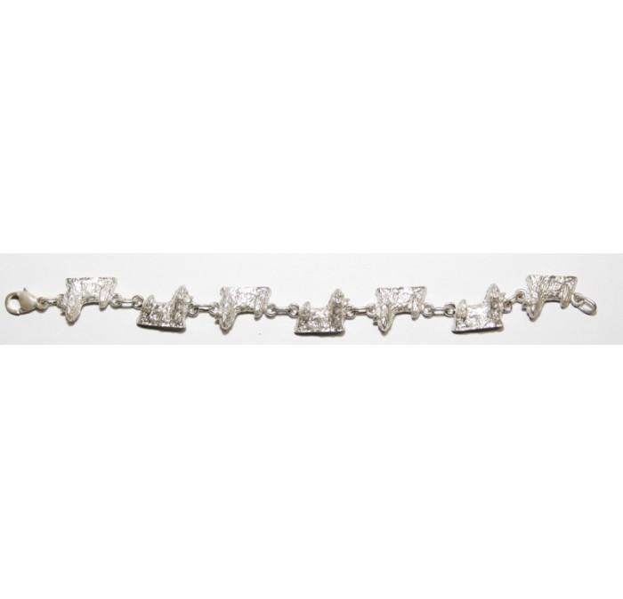 Zilveren armband Shih Tzu