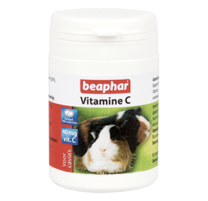 Beaphar Vitamine C tablets for guinea pigs