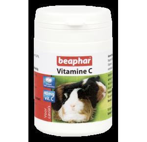 Beaphar Vitamine C tabletten voor cavia\'s
