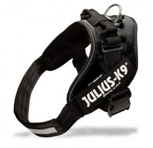 Julius K9 IDC Powertuig Maat 0 zwart
