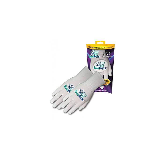Swipets handschoen wit 2 stuks