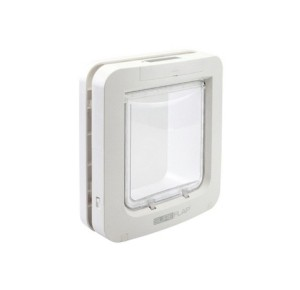 Sureflap microchip Huisdierenluik (large) white