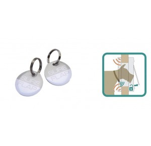 Sureflap microchip RFID Penningen (2 pcs)