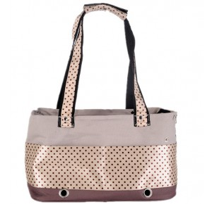 Edenpetz Carrier sandy dots