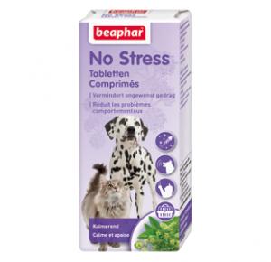 Beaphar No Stress Tabletten (voorheen Zenuwtabl.) hond / kat