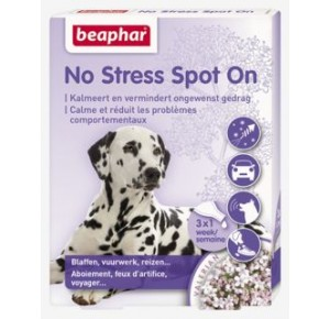 Beaphar No Stress Spot On hond 3 pipetten