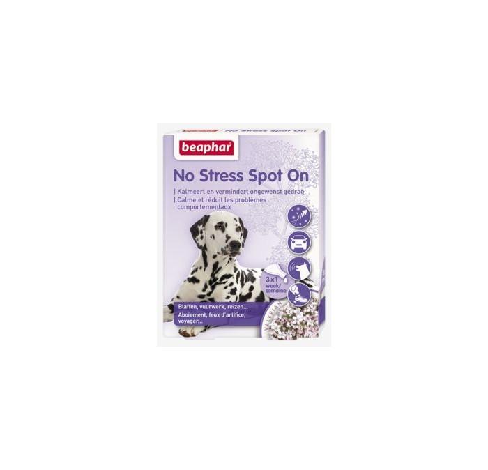 Beaphar No Stress Spot On hond 3 pipetten