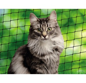 Katten net Medium 4 x 3 meter