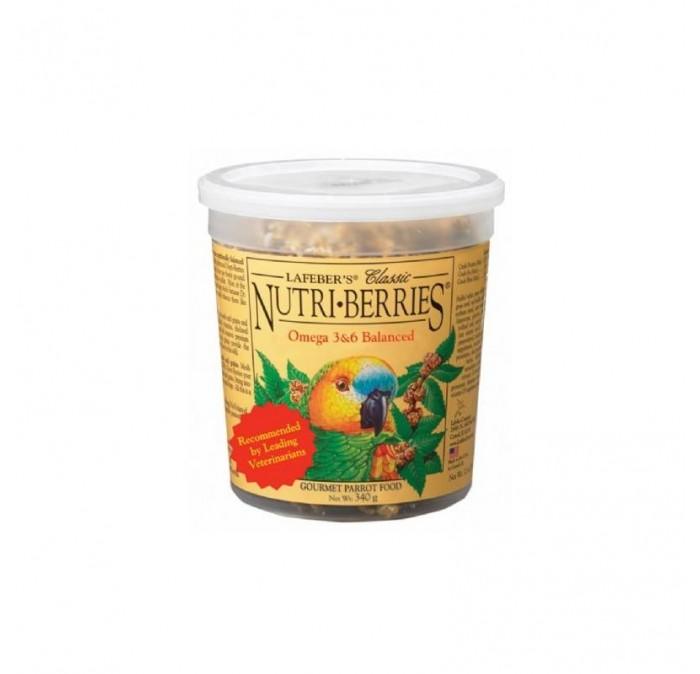 Lafeber Nutri-Berries Classic - Papegaai 340 gram