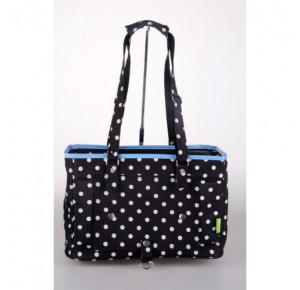 Edenpetz Carrier black Spotty