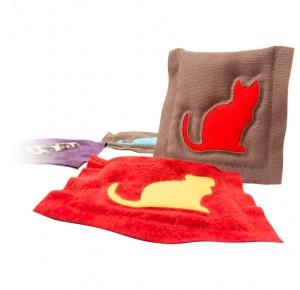 4Cats Motif cushion Valerian