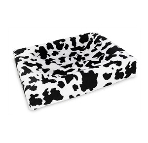 BIA bed fleece hoes cow (black/white)