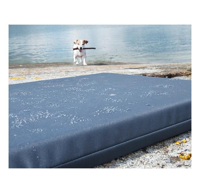Bia Outdoor matras 105 x 66 x 5 cm Blauw