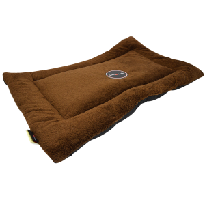 Jack & Vanilla Fleece Bench Cushion brown