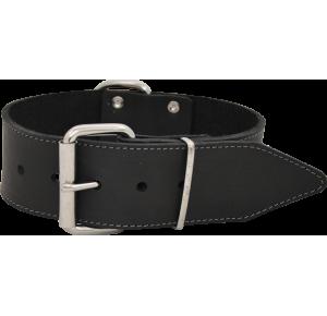 J & V Vetleer Halsband zwart
