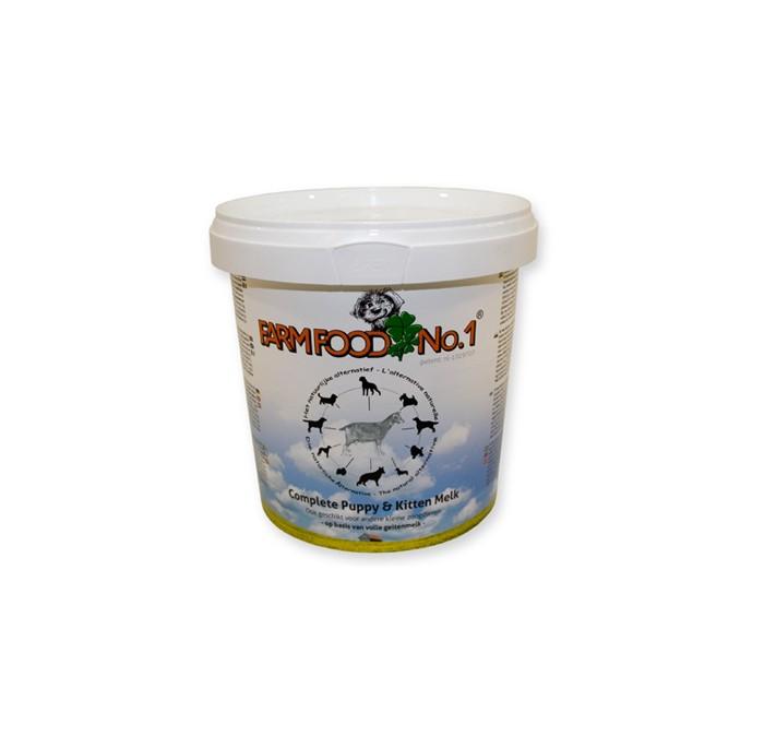 Farm Food No.1 Geitenmelkpoeder bus 500 gram