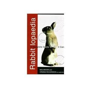 Boek Rabbitlopaedia