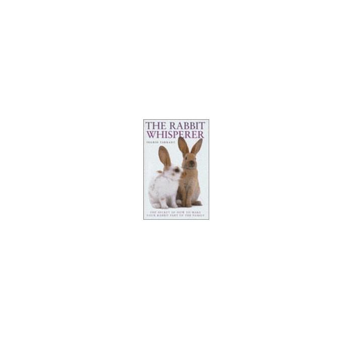 Boek The rabbit whisperer