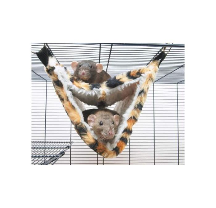 Savic relax de luxe tube fake fur