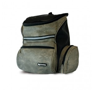 Doxtasy BackPack Pet Carrier Urban Style Grey