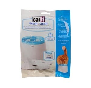 Cat-it fresh & clear filter rond