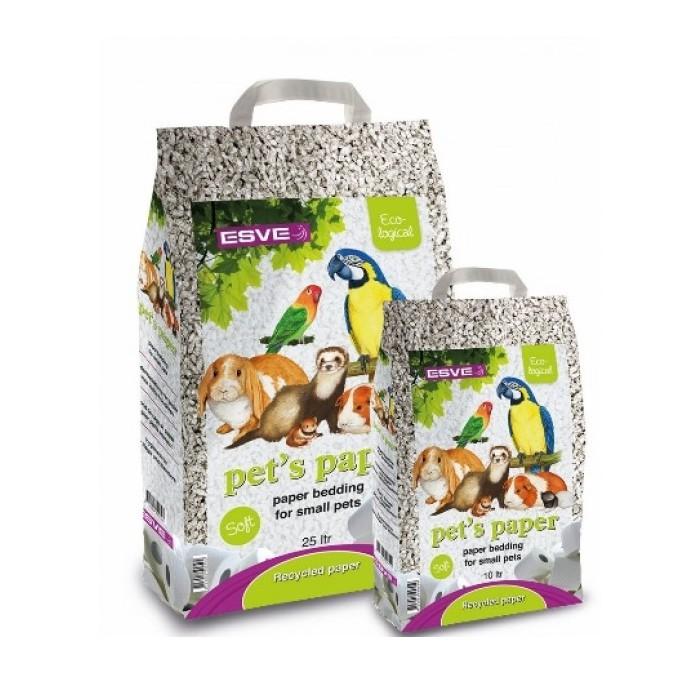 Esve Pet's Paper Bedding (Happy Ferret Bio Litter)