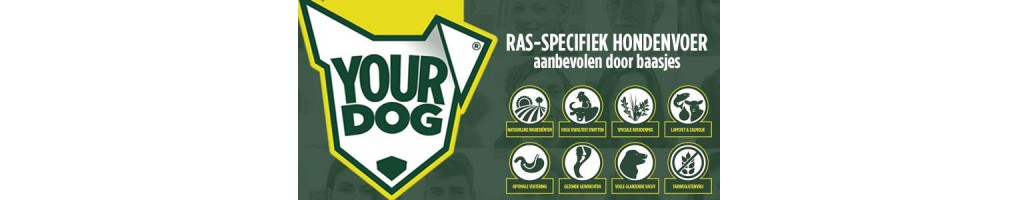Your Dog Ras specifiek voeding