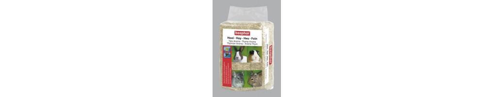Hay & dried herbs