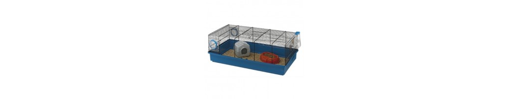 Dwarfhamster & mice cages