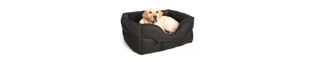 Country dog baskets